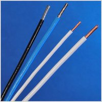 Extruded Fluoropolymer Insulated Wires And Cables