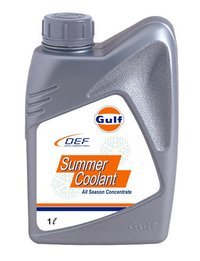 Gulf Summer Coolant Oil