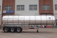 6 CBM Edible Oils Tanker Trailer