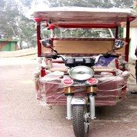 Regular E-Rickshaw