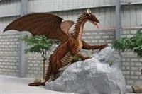 Hansa Great Dragon Stuffed Toys