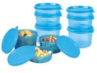 Household Plastic Bowls Set
