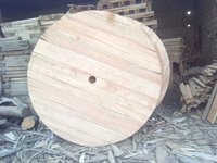 Wooden Cable Reeling Drum