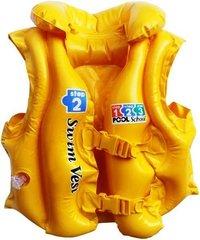 Intex Inflatable Deluxe Swim Vest Pool School