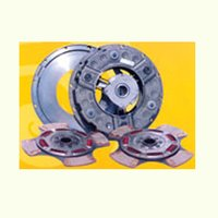 Direct Pressure Coil Spring Pull Type Clutch