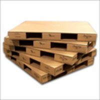 Corrugated Pallet Containers