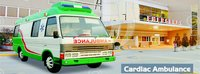 Cardiac AC Ambulance