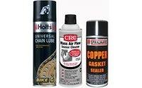 Sprays Lubricants