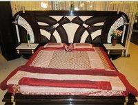 Designer Platform Double Bed