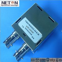 1x9 155mbps Mmf Super Emi/Esd Protection Optical Transceiver