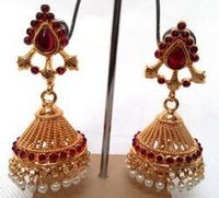 Fancy Design Jhumka