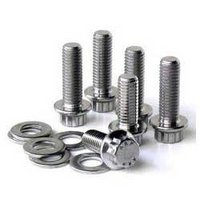 Corrosion Resistant Stainless Steel Bolts