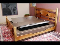 Customized Wooden Bed