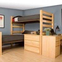 Hostel Bed Set