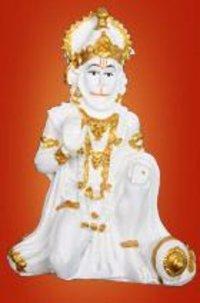 Hanuman Ji Polystone Idols