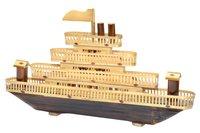 Bamboo Dark Ship