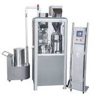 Capsule Filling Machine For Inspection Polishing