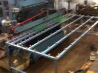 Straight Line Glass Edge Polishing & Beveling Automatic Machine