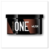 Involve Your Senses IONE01 Musk Car Air Freshener (40 g)