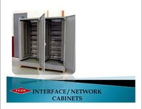 Interface And Network Cabinets