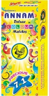 Annam Deluxe Color Matches