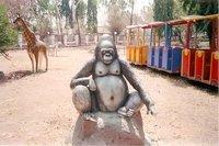 Fibre-Reinforced Plastic (Frp) Animal Statue