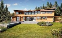 Eco Friendly Wooden House