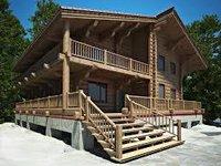 Prefabricated Wooden Gazebo House