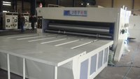 Double Color Flexo Printer Slotter Machine