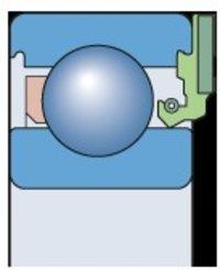 Icos Oil Sealed Bearing Units