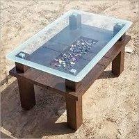 Glass Center Table In New Delhi