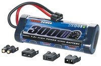 Nimh 6 Cell 7.2v 3000mah Battery