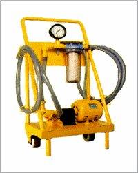 Portable Oil Filter Unit