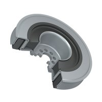 Damper Isolator Pulley