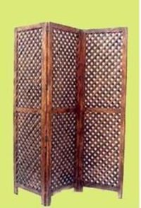 Inlaid Wooden Screens