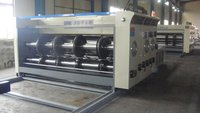 2/3/4 Color Flexo Printer Slotter Machine (Chain Feed Model)