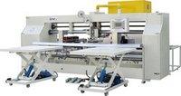 2 Piece Joint Double Servo Box Stitching Machines