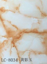 High Glossy Uv Coating Pvc Marble Sheet And Profiles