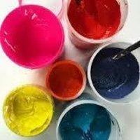 Discharge Binders Textile Ink