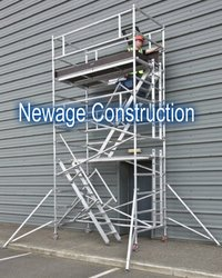 Stairway Scaffolding Towers