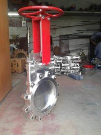 First Knife Gate Valve Manual Operated