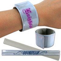 Reflective Slap Bracelets (En-13356 Passed)