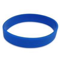Standard Adult Size Silicone Bracelets