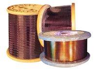 Enamelled Copper Strips