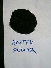 Black Bentonite Roasted Powder