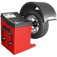 Optimum Performance Wheel Balancer