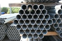 Industrial Galvanized Pipes