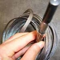 Flat Stainless Steel Wire