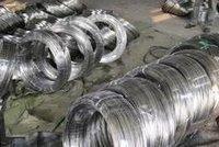 Matt Stainless Steel Electrode Core Wire