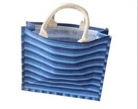Trendy Jute Shopping Bags